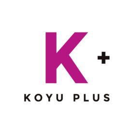 KOYU PLUS様  ロゴデザイン・名刺デザイン印刷 イメージ