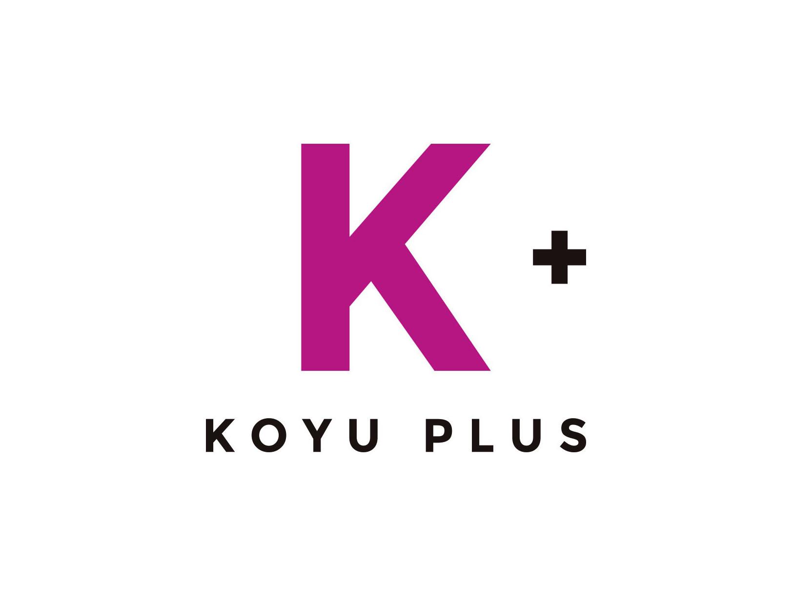 KOYU PLUS様  ロゴデザイン・名刺デザイン印刷 イメージ01