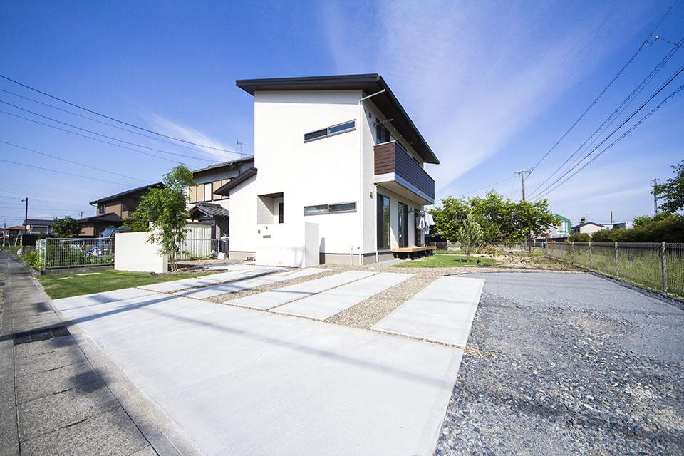 有限会社近藤建築・Kホーム様 完成物件撮影 イメージ01