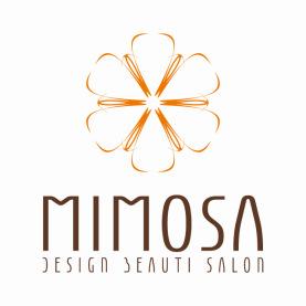 MIMOSA ロゴマーク・ロゴタイプデザイン イメージ