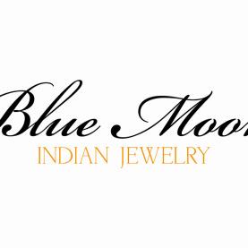 Blue Moonロゴ・ロゴタイプデザイン イメージ